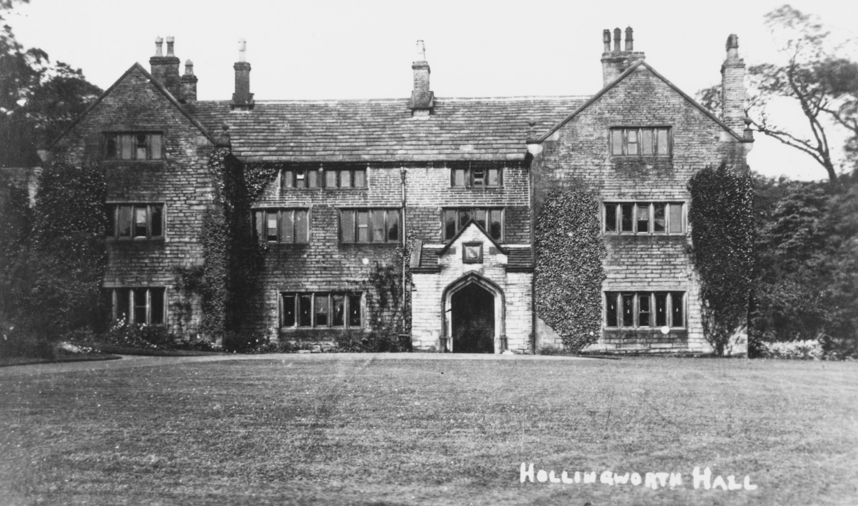Hollingworth Hall 1900-talet